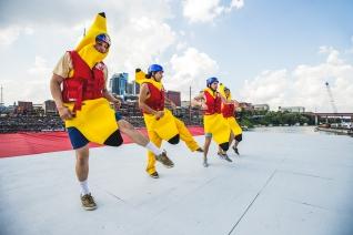 Team Banana Flug - Performance