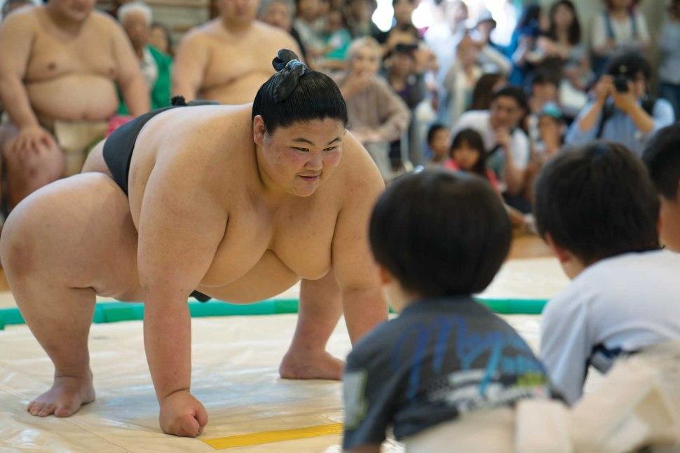 KI 0118 japan sumo
